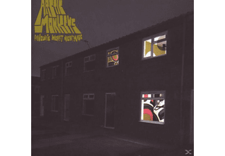 Arctic Monkeys - Favourite Worst Nightmare - (CD)