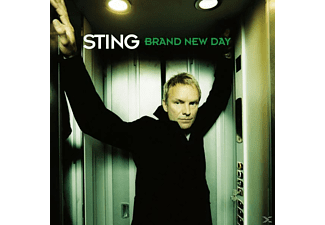 Sting - Brand New Day - (CD)