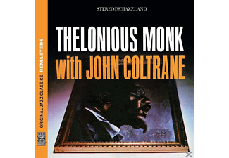 COLTRANE,JOHN & MONK,THELONIUS, Monk, Thelonious / Coltrane, John - MONK WITH COLTRANE (OJC REMASTERS) [CD]