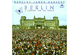 Barclay James Harvest - BERLIN - A CONCERT FOR THE PEOPLE [CD]