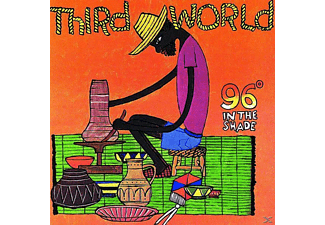 Third World - 96 Degrees In The Shades - (CD)