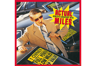 Don Henley - ACTUAL MILES HENLEY'S GREAT.HI [CD]
