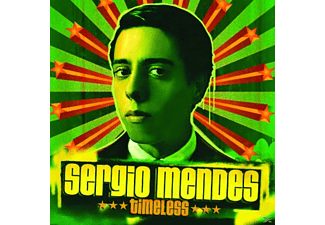 Sergio Mendes - Timeless [CD]
