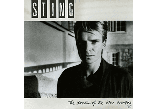 Sting - The Dream Of The Blue Turtles - (CD)