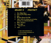 Br X - PRODUCT [CD] - broschei