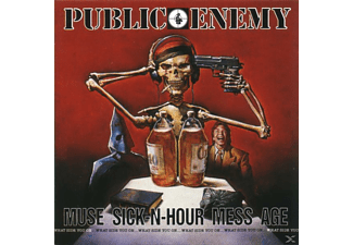 Public Enemy - Muse Sick-N-Hour Mess Age - (CD)