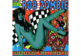 Rob Zombie - American Made Music To Strip B [CD]