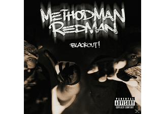 Method Man, Method Man & Redman - BLACK OUT - (CD)