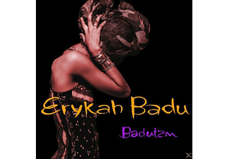 Erykah Badu Baduizm Black/Soul/R&B/Gospel CD