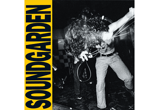Soundgarden - LOUDER THAN LOVE - (CD)
