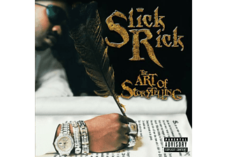 Slick Rick - THE ART OF STORY TELLING - (CD)