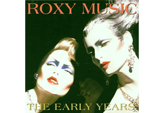 Roxy Music - The Early Years [CD]