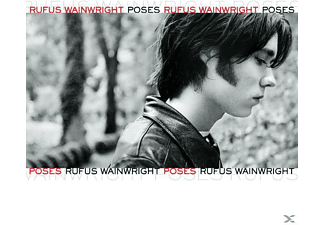 Rufus Wainwright - Poses - (CD)