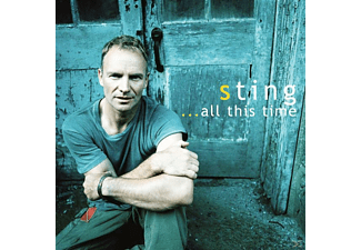 Sting - ALL THIS TIME [CD]