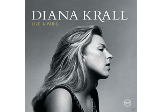 Diana Krall - Live In Paris - (CD)