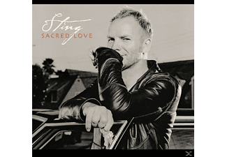 Sting - Sacred Love (New Version) [CD]