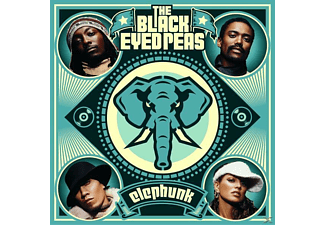 The Black Eyed Peas - ELEPHUNK - (CD)