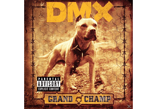 DMX - THE GRAND CHAMP - (CD)
