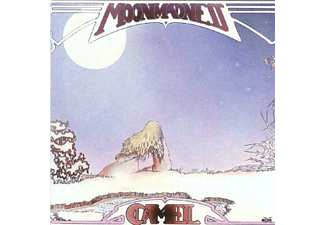 Camel - Moon Madness - (CD)
