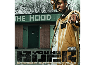 Young Buck - Straight Outta Cashville [CD]