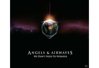 Angels & Airwaves - We Don't Need To Whisper [CD]
