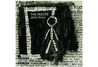 The Roots - Game Theory - (CD)