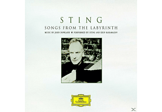 Sting, Karamazov & Sting Edin - Songs From The Labyrinth [CD]