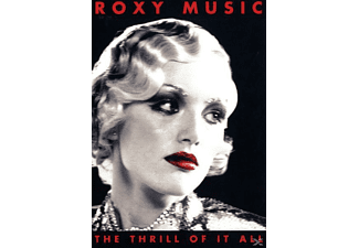 Roxy Music - The Thrill Of It All [DVD]