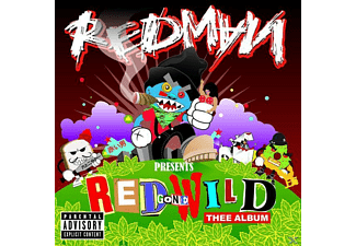Redman - RED GONE WILD - THEE ALBUM - (CD)