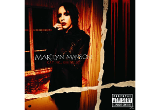 Marilyn Manson Eat Me, Drink Me Heavy Metal CD