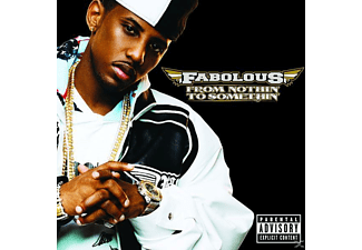 Fabolous - FROM NOTHIN TO SOMETHIN [CD]