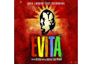 Michael Kosarin, Musical London Cast - Evita - (CD)