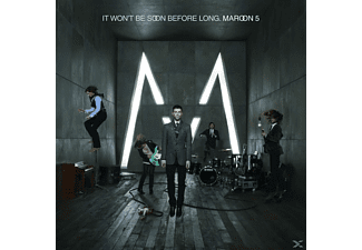 Maroon 5 - IT WON T BE SOON BEFORE LONG (NEW VERSION) - (CD)