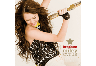 Miley Cyrus - Breakout - (CD)