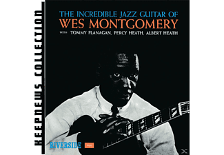 Wes Montgomery - Incredible Jazz Guitar (Keepnews Collection) - (CD)