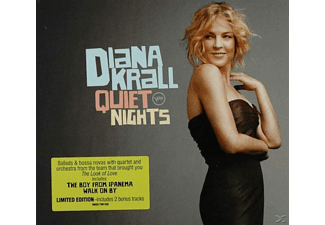 Diana Krall - QUIET NIGHTS ( LIMITED EDITION) - (CD)
