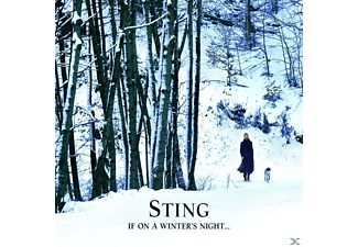 Sting If On A Winter's Night... Pop CD