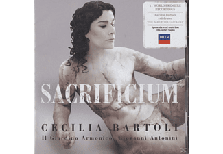 Cecilia Bartoli - Sacrificium (Jewel Case Version) [CD]