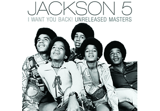 The Jackson 5, Michael Jackson - I Want You Back! Unreleased Masters [CD]