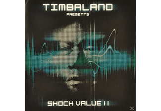 Timbaland Shock Value 2 HipHop CD