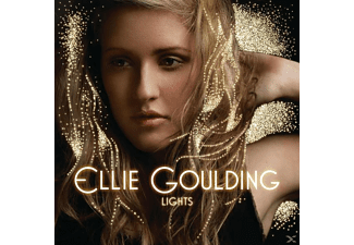 Ellie Goulding Lights Pop CD