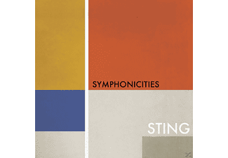 Sting - Symphonicities - (CD)