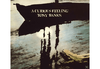 Tony Banks - A Curious Feeling (Remastered) [CD]