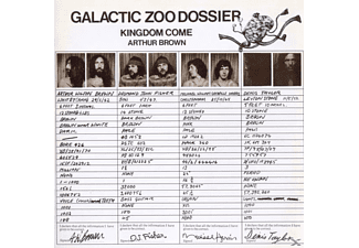 Arthur & Kindom Co Brown - Galactic Zoo Dossier (Exp.+Remastered) - (CD)