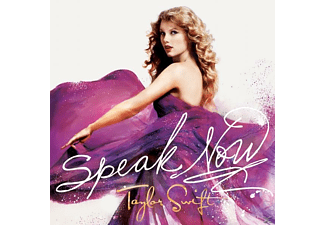Taylor Swift - SPEAK NOW [CD]