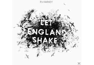 PJ Harvey - LET ENGLAND SHAKE - (CD)