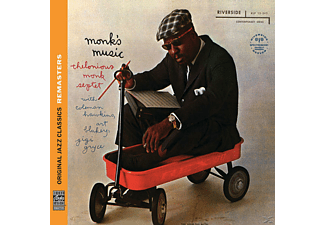 Thelonious Monk - Monk's Music (Ojc Remasters) - (CD)