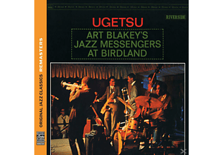 Art Blakey and the Jazz Messengers - UGETSU (OJC REMASTERS) [CD]