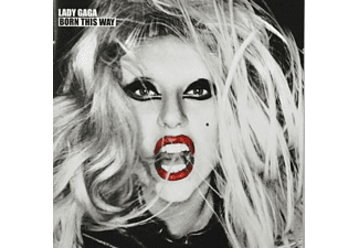 Lady Gaga - Born This Way (Special Edt.) [CD]