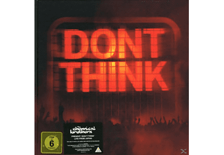 The Chemical Brothers - Don't Think - (DVD + CD)